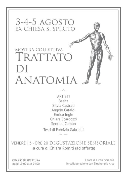 tratado de anatomia locandina